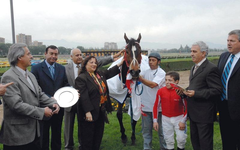 سباقات جائزة حمدان بن راشد للخيول العربية 2017 تنطلق  من تشيلي