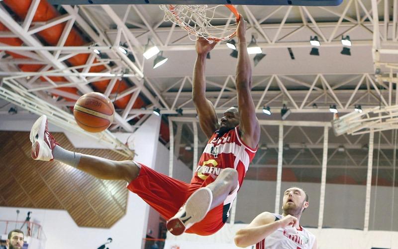 محترف السلة في الإمارات أعلى أجراً   من أوروبا بـ 9000 دولار للمباراة