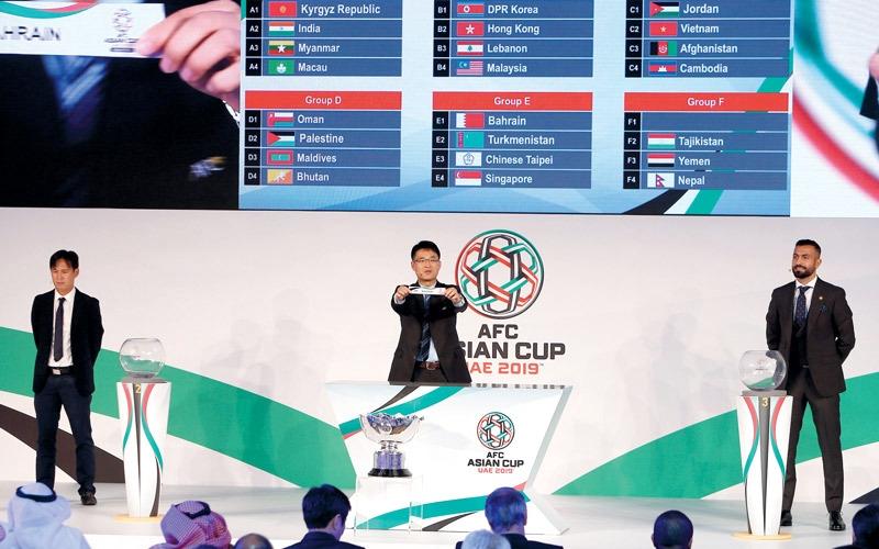 مدينة زايد الرياضية تستضيف افتتاح وختام كأس آسيا 2019