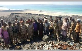 الجيش اليمني يحرر المخاء وميناءها بالكامل.. وهادي يشيد بدور الإمارات