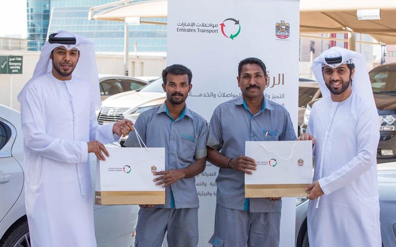 «مواصلات الإمارات» و«دار البر» تنظمان «شتانا دافي»