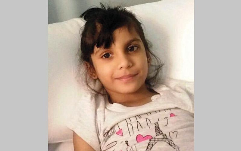 تكس ر الصفائح الدموية يهدد حياة الطفلة وفا الخط الساخن الإمارات اليوم
