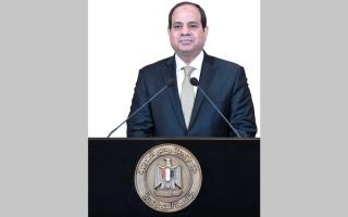 السيسي يحذر من نشر التطرف وبث الفرقة في مصر