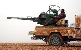 «قوات سورية الديمقراطية» تتسلم مدرعات أميركية