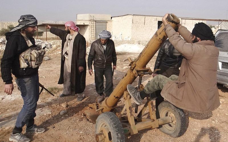 إدارة ترامب لن تتدخل عسكرياً فــي سورية