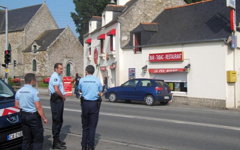 قرية فرنسية مراقبة بالكامل لردع لصوص الشوارع