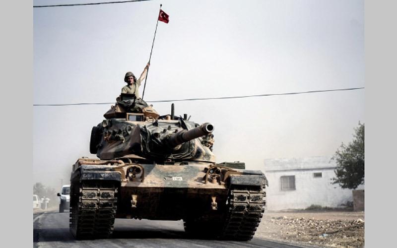 الجيش التركي يتكبد خسائر غير متوقعة في سورية