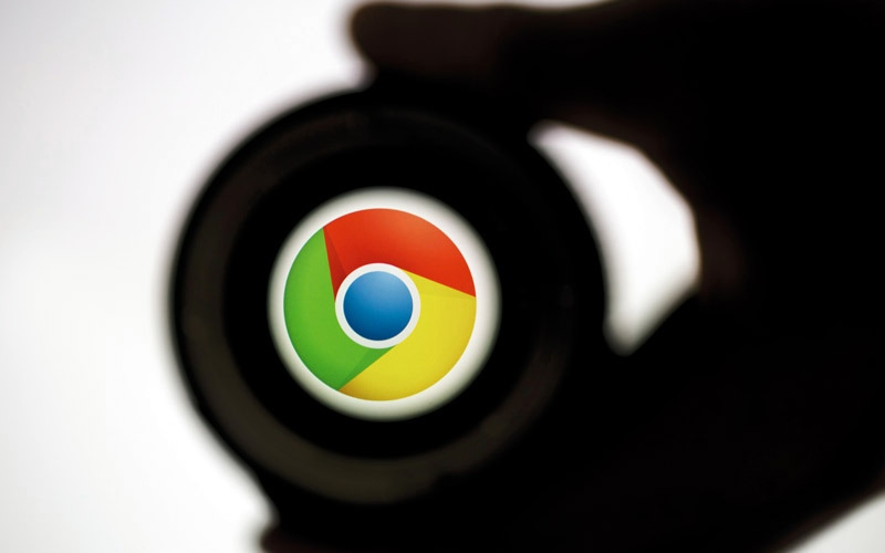الصورة: تحديث يسد ثغرات في «غوغل كروم»
