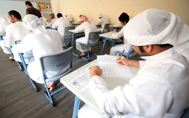 أكثر من مليون طالب يستأنفون دراستهم غدا في مختلف إمارات الدولة