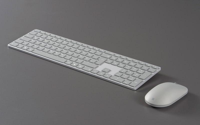 الصورة: «مايكروسوفت» تطرح لوحة مفاتيح وفأرة لاسلكيتين