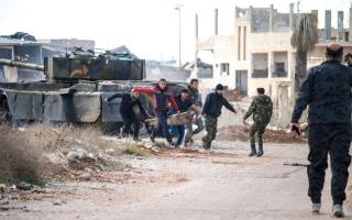 النظام يهاجم ريف دمشق.. وغارات بمناطق عدة
