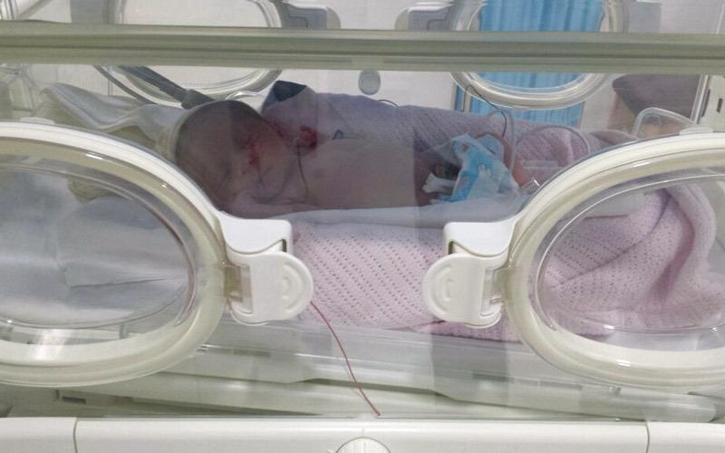متبرع يسدد كلفة علاج الرضيعة «سيرين»