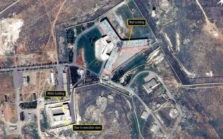«العفو الدولية» تتهم دمشق بشنق 13 ألف معتقل