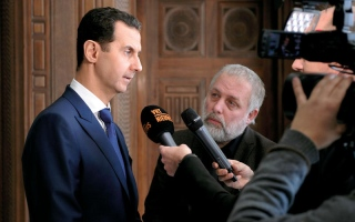 الأسد: الدفاع عن البلاد أهم من المؤسسات الدولية