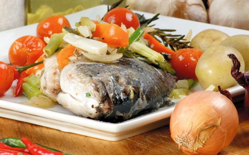 أغذية البحر المتوسط تحدّ من ضمور المخ