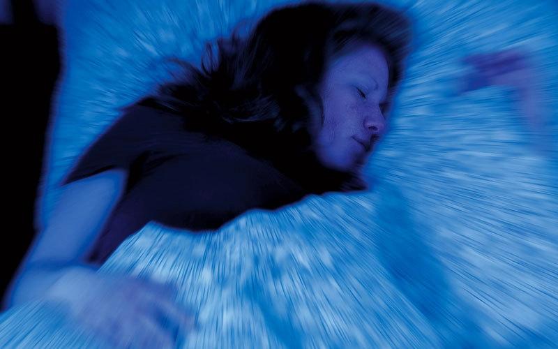 النوم أساسي لصحة الظهر