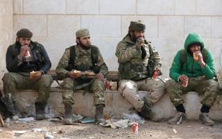 المعارضة تواصل تقدمها في الباب.. وخسائر لـ «داعش»