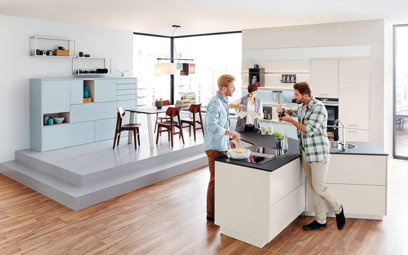 المطبخ المفتوح أحدث اتجاهات عالم الأثاث والديكور
