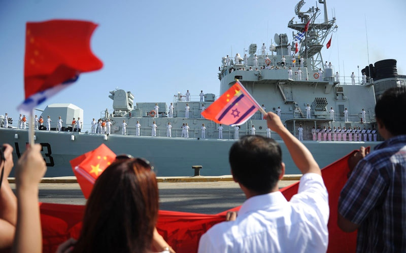 الصين تتبنّى الحياد مع الإسرائيليين والفلسطينيين لضمان مصالحها في المنطقة