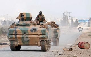 «الحر» يدخل «الباب» من الجهة الشمالية.. والقوات التركية في وسطها