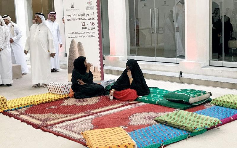 5 أيام مع التراث القطري