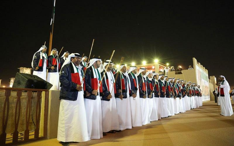 زوار «الجنادرية»: الموروث الإماراتي حاضر بقوة