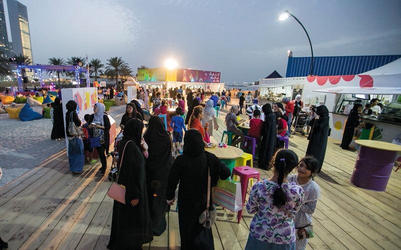 «مهرجان أم الإمارات» يجدّد الاحتفاء بعطاء الشيخة فاطمة
