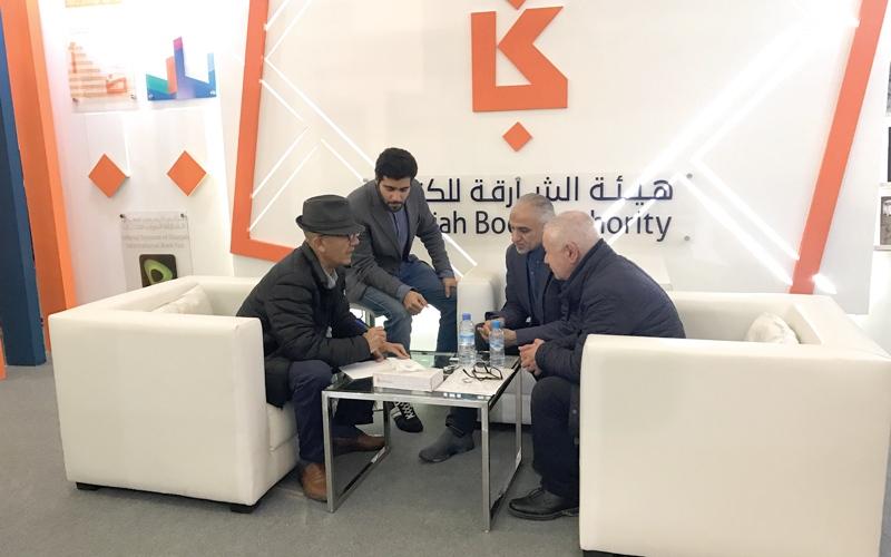 «الشارقة للكتاب» تعزّز الشراكة مع الناشرين المغاربة
