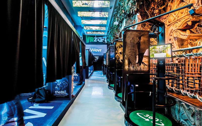 يركز عرض «حديقة الحيوانات الافتراضية» على تعزيز الوعي العام والمساهمة في الحفاظ على البيئة الطبيعية. من المصدر