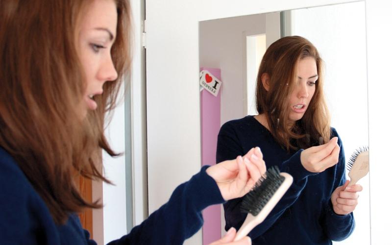 مستحضرات نمو الشعر القوية خطر على الجنين