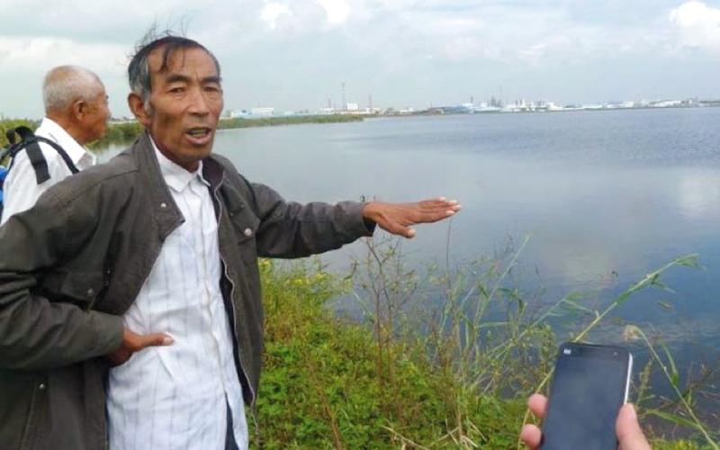 مزارع صيني يدرس القانون لملاحقة مصنع لوّث قريته