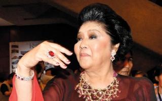 إيميلدا ماركوس تخسر قضية مجوهرات في المحكمة العليا