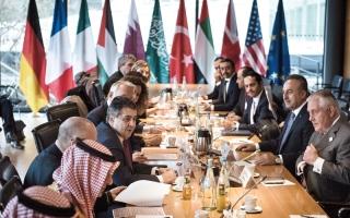 واشنطن تدعم مفاوضات جنيف حول سورية