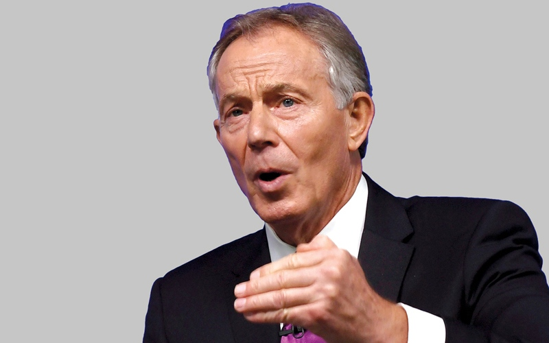 بلير يحثّ البريطانيين على التحرك  ضد «بريكست»