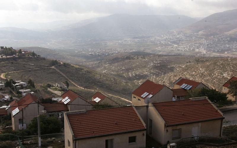 إسرائيل تصادر مئات الدونمات جنوب نابلس