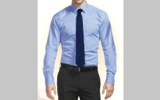 قمصان لا تناسب الرجال
