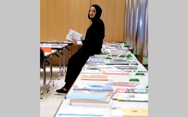 مروة العقروبي أول عضو تحكيم عربي في جائزة «بولونيا لكتب الأطفال»