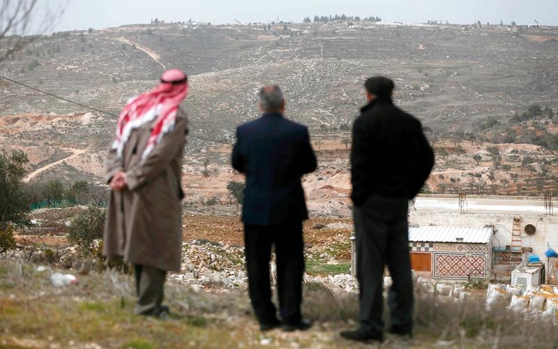 الأعراف الدولية لا تعترف بقانون إسرائيل للاستيلاء على الأراضي