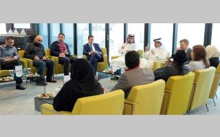 4 ركائز لدفع النمو الاقتصادي  في دبي خلال 5 سنوات