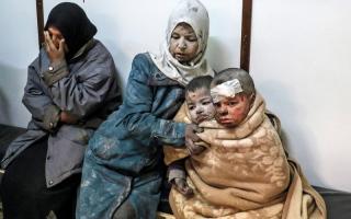 النظام يكثِّف قصف أطراف دمشق قبل «جنيف»