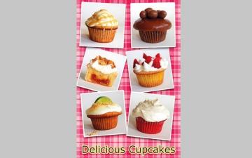 Party Cupcake Recipes 1000+.. ألف وصفة لصناعة «كب كيك» وتزيينه