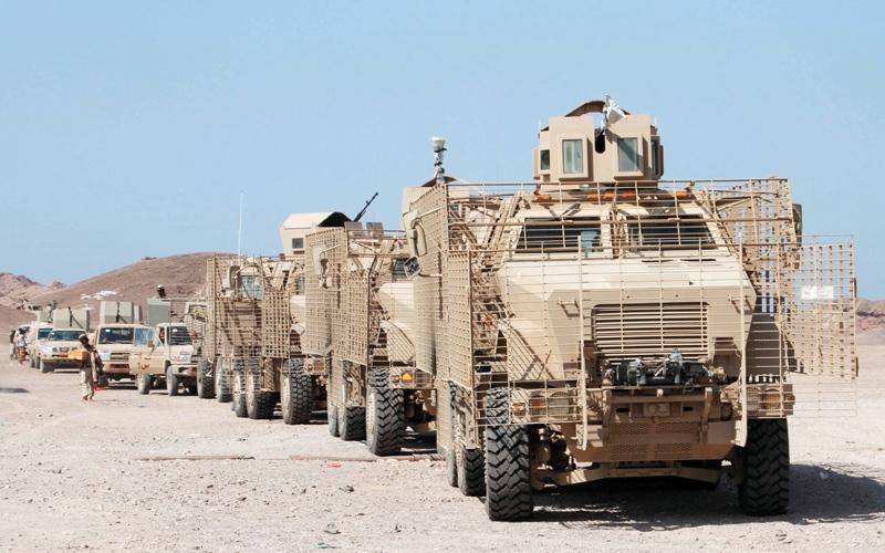 الجيش اليمني يبدأ عمليات تحرير الحديدة ويصل مشارف «معسكر خالد»