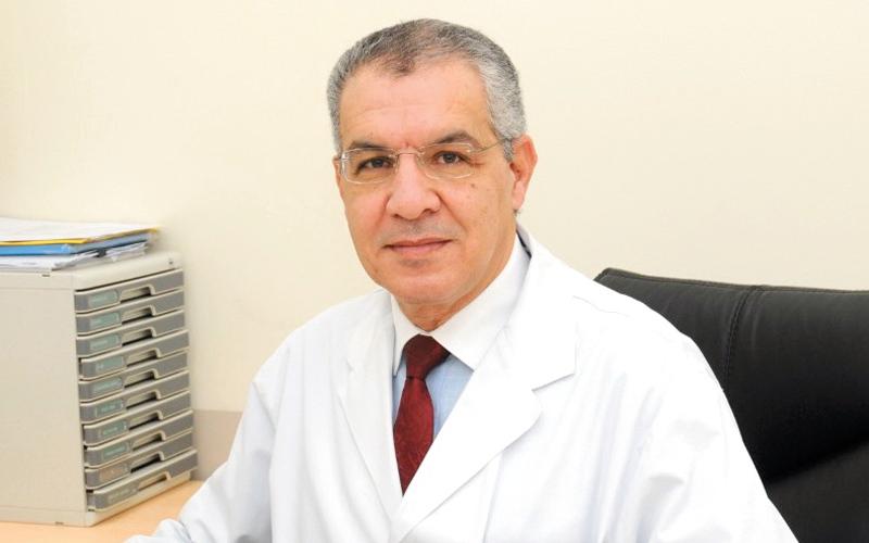 32 % من سرطانات الرجال  في الدولة «بروستاتا»