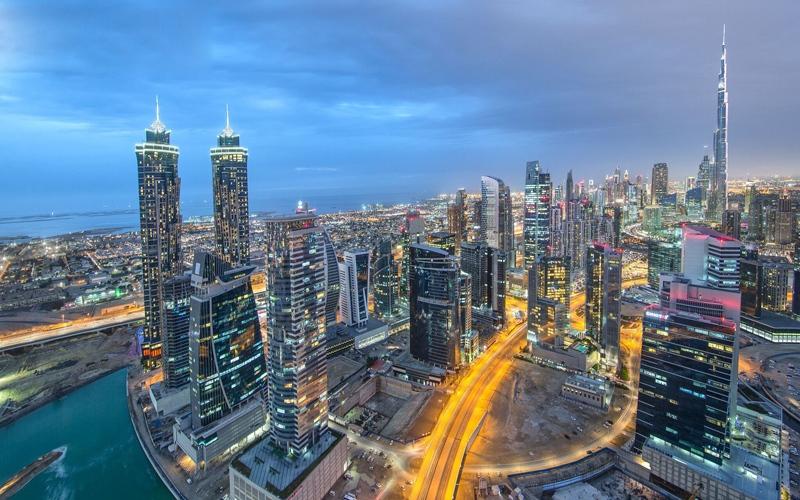 الصورة: بالفيديو: دبي.. عجلة اقتصادية لا تهدأ