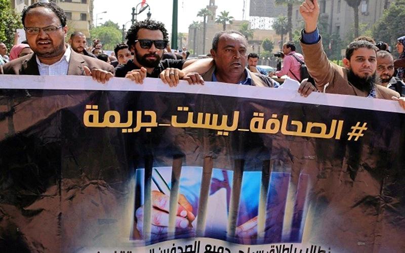 استقطاب «شبه سياسي» في انتخابات نقابة الصحافيين المصريين