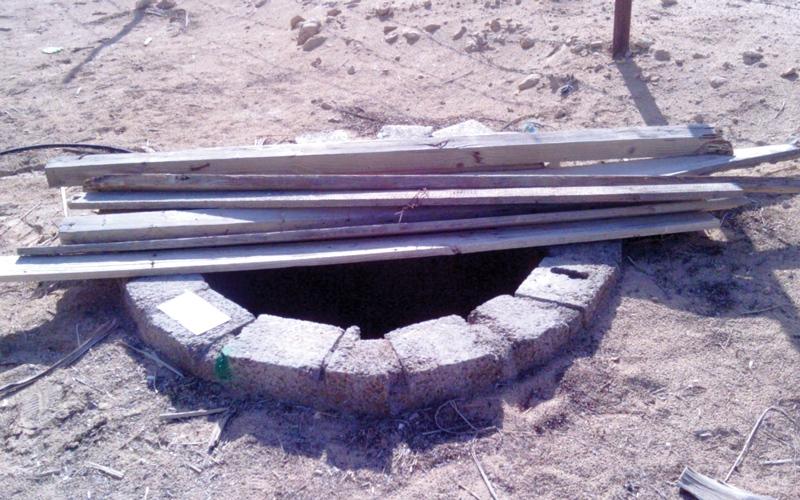 مهلة 6 أشهر لتوفيق أوضاع آبار المياه المنزلية غير المرخصة
