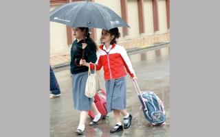 تفعيل خطة «موسم الأمطار» في أبوظبي