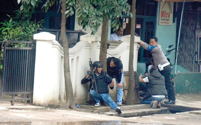 صورة وتعليق : الشرطة  تتحرك