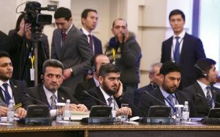 معارض سوري: سقوط حلب ومؤتمر آستانة أفشلا جهود الإطاحة بالنظام السوري