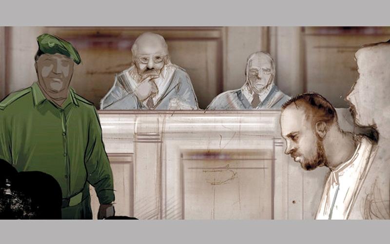 الصورة: تعرف إلى ..الطلب الأخير لقاتل الطفل عبيدة قبل إعدامه اليوم